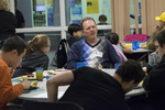 2015 Family Reading Night: Thanksgiving Feast by Illinois Mathematics and Science Academy