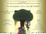 """2018 13er Año de La Noche de Lectura en Familia : """"Programados para leer @ IMSA"""" by Angelica Ordonez '21"""