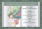 """2015 10º Año de La Noche de Lectura en Familia : """"Lee, Piensa, y Respeta el Medioambiente"""" by Angitha Bright '18"""
