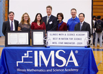 Intel Star Innovator by Illinois Mathematics and Science Academy