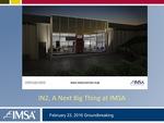 01: IN2, A Next Big Thing at IMSA