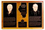Founders Plaque