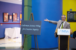 Lederman Science Wing for Creative Inquiry Dedication by Illinois Mathematics and Science Academy