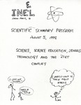 Scientific Summary Program by Leon Lederman