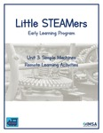 Unit #3: Simple Machines - Remote Learning Activities by Lindsey Herlehy and Cassandra Armstrong