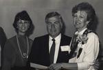 Dedication of the Leto M. Furnas Information Resource Center