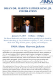 2017 MLK Celebration by Illinois Mathematics and Science Academy
