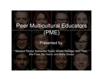 Weeks of Welcome - PME Session II (Fall 2020) by Illinois Mathematics and Science Academy, Peer Multicultural Educators