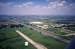 Aerial Photo by Illinois Mathematics and Science Academy