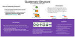 Poster 5 Quaternary Structure