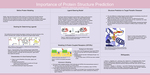Poster 7 Importance of Protein Structure Prediction