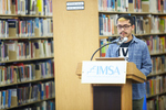 2015 Cinco de Mayo Read-In by Illinois Mathematics and Science Academy