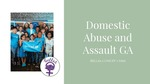 Domestic Abuse and Assault GA by UNICEF and BELLAs
