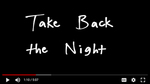 Take Back the Night 2021 by BELLAs