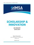 Scholarship & Innovation: an Inquiry 2018-2019