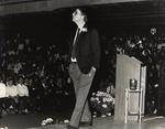 "Dr. Carl Sagan - ""Comets and the Origin of Life"""