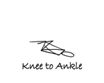 """Reclining: """"Knee To Ankle"""" by Mary Myers"""