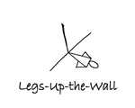 """Reclining: """"Legs-Up-The-Wall"""" by Mary Myers"""
